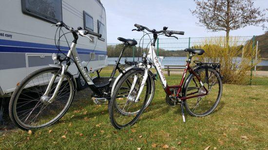 Trekkingbikes
