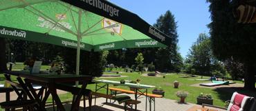 Minigolf am Campingplatz ab dem 21.05.2021 wieder geöffnet